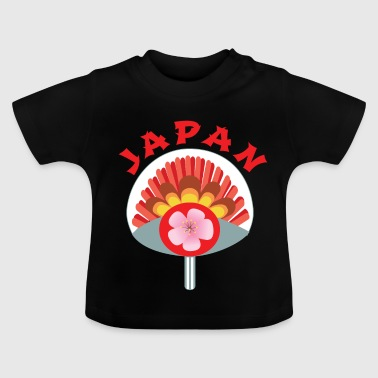 Japan for Asia fans, fan som en gave - Baby-T-skjorte
