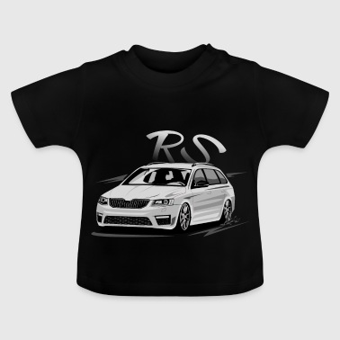 tuning car - Baby T-Shirt