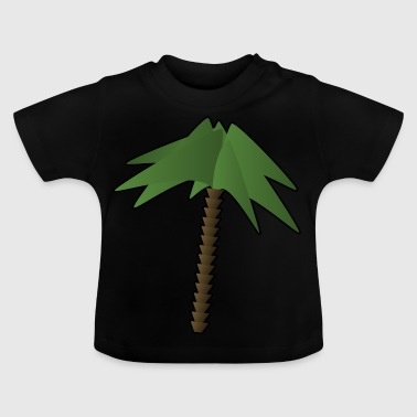 palm - Baby-T-shirt