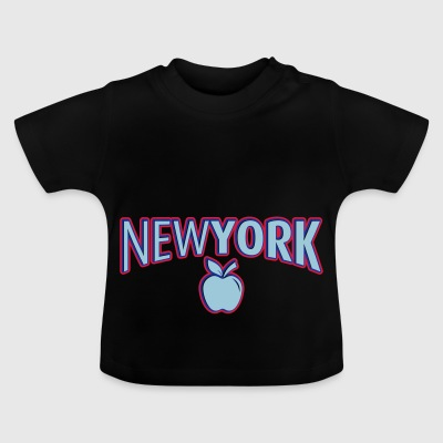 New York 2 - T-shirt Bébé