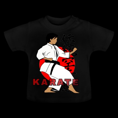TRADITIONAL KARATE - Baby T-Shirt
