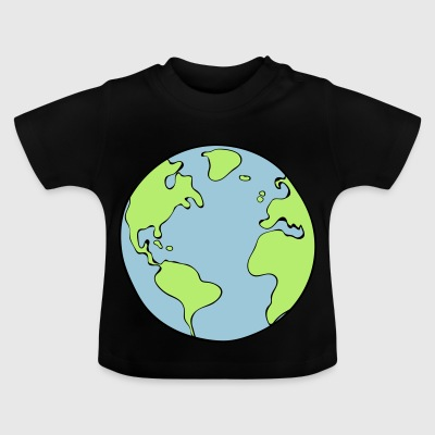 earth - Baby T-Shirt