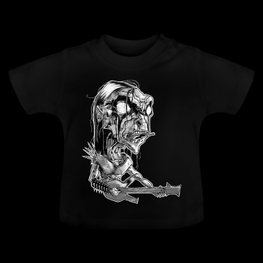 black metal Sven - Baby T-shirt