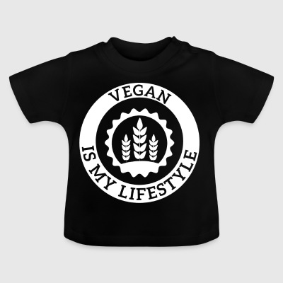 Vegan is my lifestyle gift - Baby T-Shirt