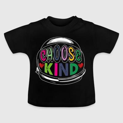Choose Kind Anti Bullying Helmet - T-shirt Bébé