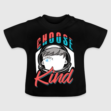 Choose Kind Distressed - Baby T-Shirt