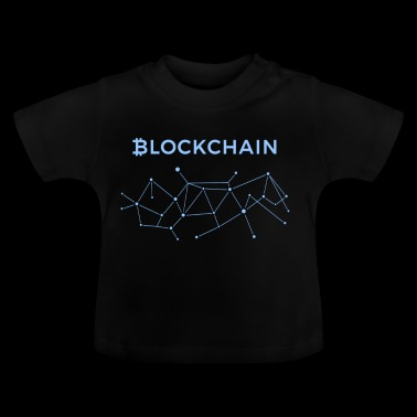 BLOCKCHAIN BITCOIN CRYPTOCURRENCY TECHNOLOGIE - Baby T-Shirt