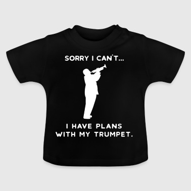 Trompete | Trompeter | Jazz | Musik Orchester Band - Baby T-Shirt
