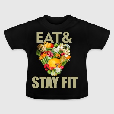 Vegetables - Baby T-Shirt