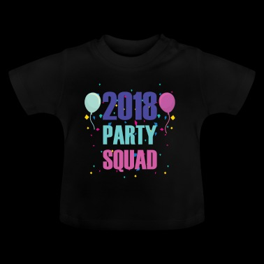 Party Squad gave til Party People - Baby-T-skjorte