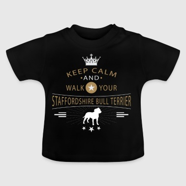 Staffordshire Bull Terrier - Baby T-shirt