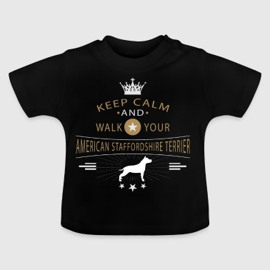 American Staffordshire Terrier - Baby T-shirt