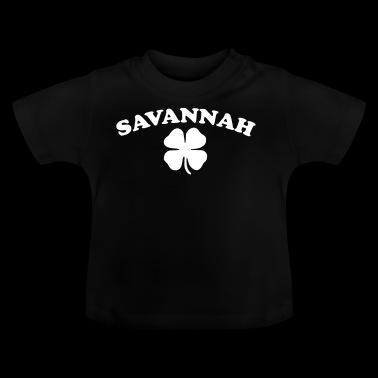 Savannah Shamrock-St.-Paricks-Tagesirische Parade 2018 - Baby T-Shirt