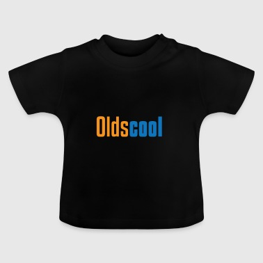 Oldscool gift for Old People - Baby T-Shirt