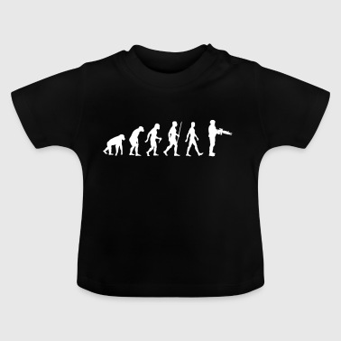 Soldier Evolution Soldier Bund Military Recruit - Baby T-Shirt