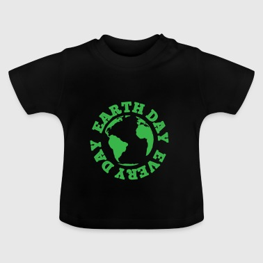 Earth Day gift for Earth Lovers - Baby T-Shirt