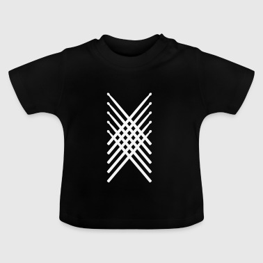 Drum Sticks gift for Drummers - Baby T-Shirt