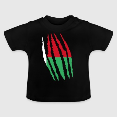 Claw claw cracks origin Madagascar png - Baby T-Shirt