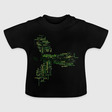 St. Patrick´s Day Parade Collage - Baby T-Shirt