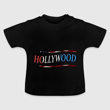 Hollywood - T-shirt Bébé