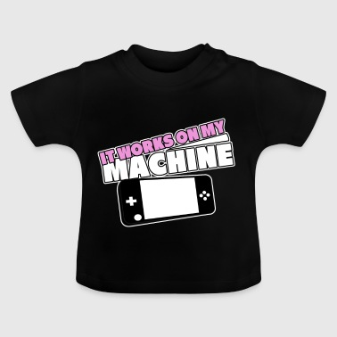 MACHINE - Baby T-shirt