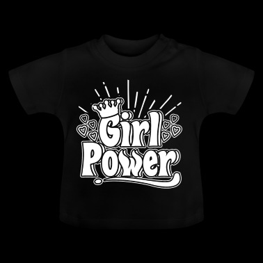 Girl Power - Girl Power - Camiseta bebé