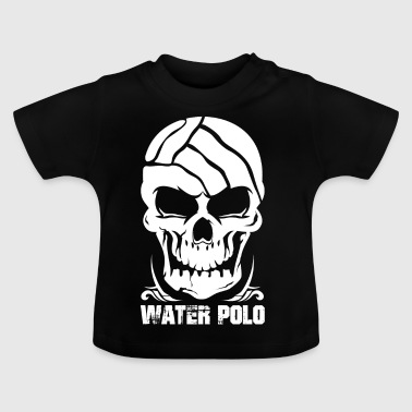Waterpolo Waterpolo Dominate o Drown Skull - Maglietta per neonato