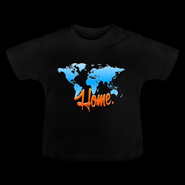 Mother Earth - Home Conservation - Baby T-Shirt
