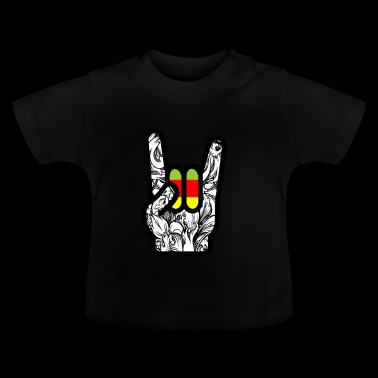Rock - Haupt Rock N Roll - Baby T-Shirt