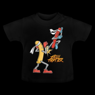 Grill Fighter - Grill Fighter - Sausage - Baby T-Shirt