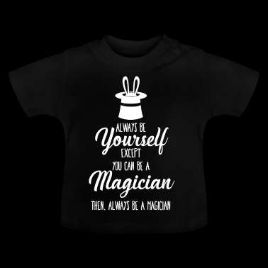 Magic Hat - Magic - Magic - Mage - Wizard - Baby-T-skjorte