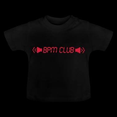 BPM Club Cult motif - Baby T-Shirt