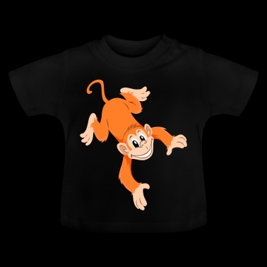 Naughty monkey - Baby T-Shirt