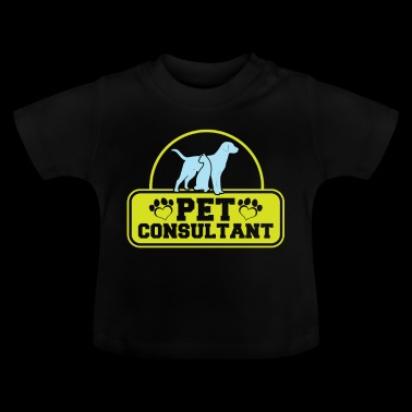 Pet Consultant - Baby T-Shirt
