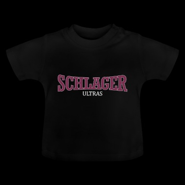 Schlager Ultras - Baby T-Shirt