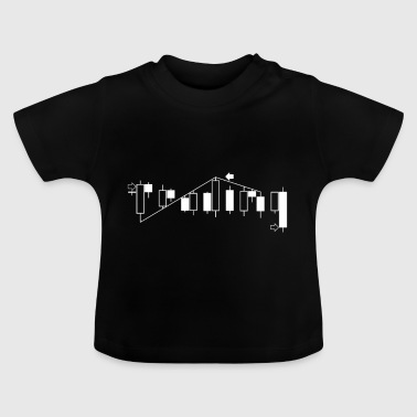trading letters - Baby T-Shirt