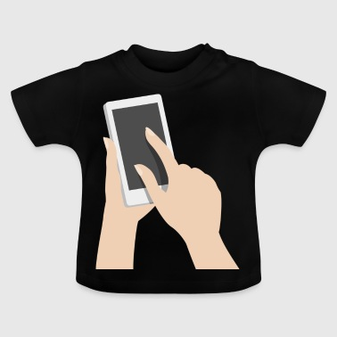 mobile - T-shirt Bébé