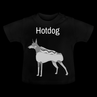 Hot dog - Baby T-Shirt
