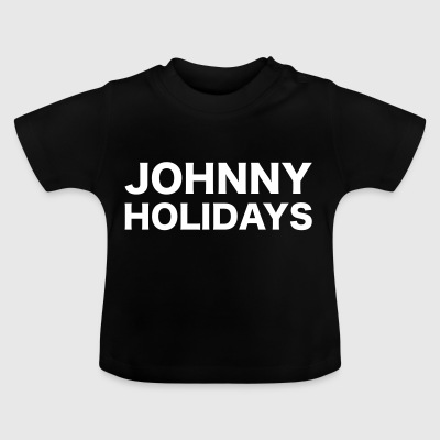 Johnny Holidays - T-shirt Bébé