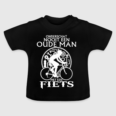 Bike Holland Sport Fitness Gift - Baby T-shirt