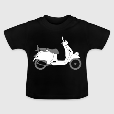 Scooter - Baby T-Shirt