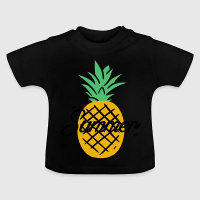 Ananas Sommer - Baby T-Shirt