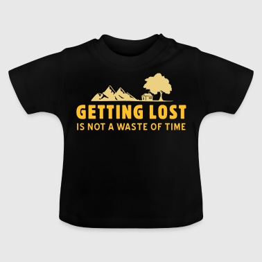 getting lost - Baby T-Shirt