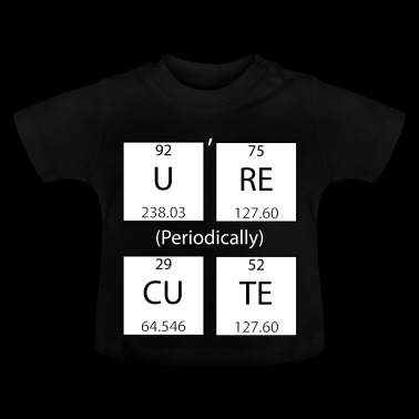 Periodic Table - Baby T-Shirt