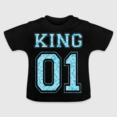 KING 01 - Blue Edition - Baby T-shirt