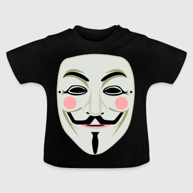Guy Fawkes - Baby T-Shirt