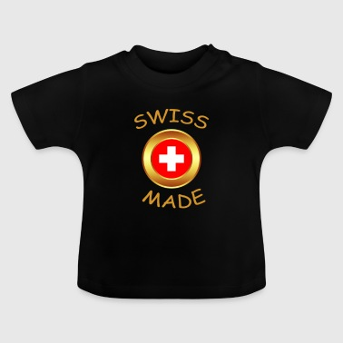 """SWISS MADE"" - T-shirt Bébé"
