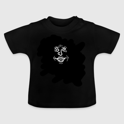 Very happy face! - Baby T-Shirt