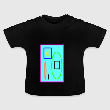 Colorful graphic - Baby T-Shirt
