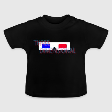 Tredimensionale - Baby T-shirt